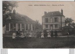 SEEZ-MESNIL-Mairie Et Ecole - Frankreich