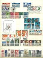 Lote Sellos En Usado - Briefmarken