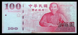 # # # China (Taiwan) 100 Yuan # # # - Taiwan