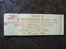 1981 Sabine 1,40F Rouge  Y&T = 2102-C5  Conf.3  Gomme Brillante  PHILEXFRANCE 82  ** MNH - Definitives