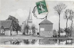 CPA  (60 Oise ) Ferrières L'Eglise - France