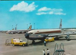 FIUMICINO. Aereo. TWA. AEROPORTO. Roma. Aeroporto Leonardo Da Vinci. 282b - 1946-....: Modern Era