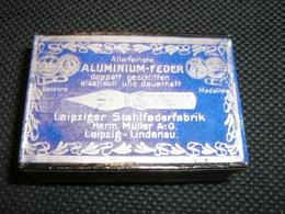 SCATOLA PENNINI ALUMINIUM FEDER N.1531 - Stylos