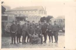 CARTE PHOTO MILITAIRE - Regiments