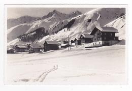 Suisse Grisons Sedrun Gegen Piz Culmatsch N°375 Piz Nér Und Crispalt En 1963 VOIR DOS Photo TH. Schmid - GR Grisons