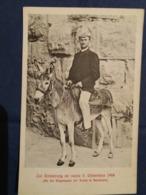(U1) Jérusalem, An Der Klagemauer Der Juden In Jerusalem, En Mémoire Du Mien Zur Erinnerung On Meine, Orientreise 1904. - Judaisme