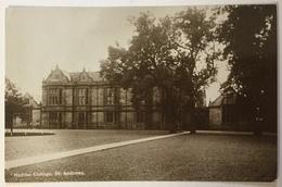 Madras College, St. Andrews - Fife