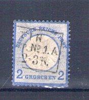 Allemagne. 2 Groschen 1872 - Allemagne