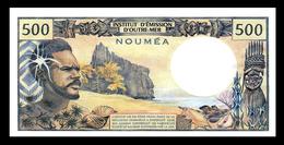# # # Neu-Kaledonien (New Caledonia, Noumea) 500 Francs UNC # # # - Banknoten