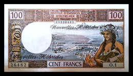 # # # Neue-Hebriden (New Hebrides) 100 Francs Sehr Schön! # # # - Other - Oceania