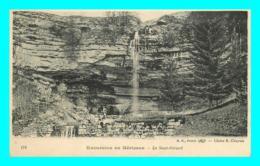 A727 / 099 39 - Excursion Au Hérisson Le Saut Girard - France