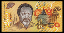 # # # Banknote Von Papua Neuguinea (Papua New Guinea) 50 Kina UNC # # # - Papua Nuova Guinea
