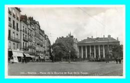 A727 / 111 44 - NANTES Place De La Bourse Et Rue De La Fosse - Nantes