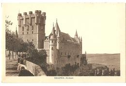 Segovia.--Alcazar. - Segovia