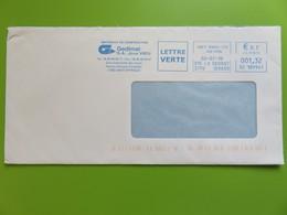 EMA - Lettre Verte - Gedimat Vieu - 02.07.19 - Avenue Georges Pompidou - St Affrique (AVEYRON) - Storia Postale