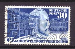 BRD Deutschland Duitsland 116 Used (1949) - [7] Repubblica Federale