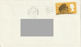GREAT BRITAIN 1966 British Technology/Jodrell Bank: Cover CANCELLED - 1952-.... (Elizabeth II)