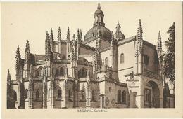 Segovia.-Catedral. - Segovia