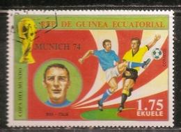 GUINEE EQUTORIALE OBLITERE - Guinée Equatoriale