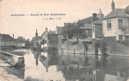 Audenarde - Escaut Et Rue Smallendam - Oudenaarde