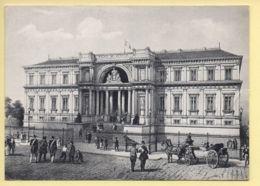 44. NANTES Autrefois – Le Palais De Justice (voir Scan Recto/verso) - Nantes
