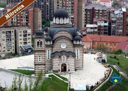 Kosovo Mitrovica St Dimitri Church New Postcard - Kosovo