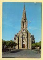 44. LES SORINIERES – L'église (voir Scan Recto/verso) - Frankrijk