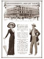 "PUB  "" HIGH-LIFE-TAILOR ""   1911 ( 17 ) - Mode"