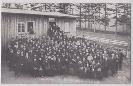 Holzminden - Les Otages Du Nord En 1916 - Camp De Prisonniers Grande Guerre Lager WW1 Tampon Offizier Vom Lagerdienst - Holzminden