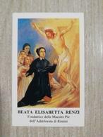 Santino Beata Elisabetta Renzi - Images Religieuses