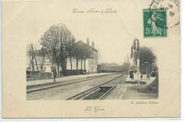 Esvres-La Gare - France