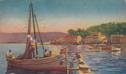 83 / SAINT MANDRIER / RETOUR DE PECHE / CIRC 1939 - Saint-Mandrier-sur-Mer