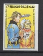Année 2001. 3010. Non Dentelé. - Belgique