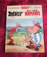 1966 BD Astérix Et Les Normands Neuvième Album De La Série Bande Dessinée Astérix De René Goscinny Et Albert Uderzo - Asterix