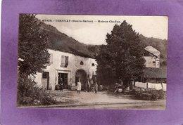 70 TERNUAY Maison Choffey  Animée - France
