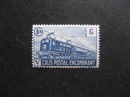 C). TB Timbre Colis Postaux N° 224, Neuf XX. - Colis Postaux