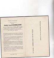 A.DOBBELAERE °MERENDREE 1887 +ZEVEREN 1958 - Devotion Images