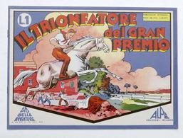 Fumetti Le Più Belle Avventure N. 84 - Il Trionfatore Del Gran Premio - Ristampa - Zonder Classificatie