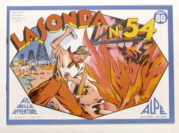 Fumetti - Le Più Belle Avventure N. 76 - 1941 - La Sonda N° 54 - Ristampa - Zonder Classificatie