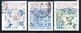 N° 1571,82,90 - 1983 - Gebruikt