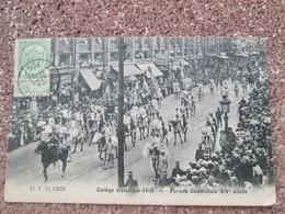 Bruxelles . Cortege Historique 1905 - Altri