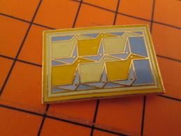 410f Pin's Pins / Beau Et Rare : Thème AUTRES / FORMES ABSTRAITES ET COLOREES Par AND SEW ON - Pin's