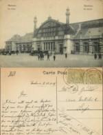 D - [515522]B/TB//-Belgique  - Malines, Gares - Sans Trains - Malines