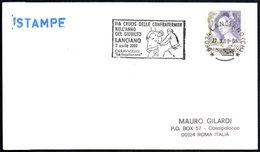 PAINTING - ITALIA LANCIANO (CH) 2000 - CARAVAGGIO - LA FLAGELLAZIONE - VIA CRUCIS DELLE CONFRATERNITE - CARD - Arte