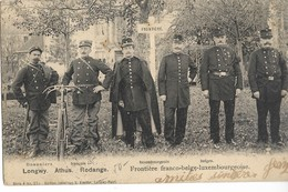 LONGWY ATHUS RODANGE Frontiere Franco Belge Luxembourgeoise Douane   ....  .G - Douane