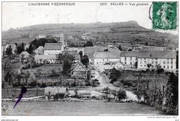 63  - GELLES - Vue Générale - Autres Communes