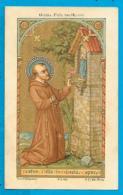 Holycard   St.  Felix De Nicosia - Devotion Images