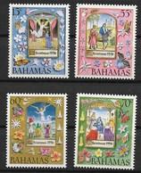 BAHAMAS 1996 BUTTERFLIES, CHRISTMAS AND FLOWERS - Mariposas