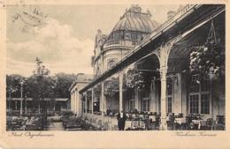 Bad Oeynhausen – Kurhaus Terrasse, 1928 - Bad Oeynhausen