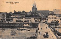 Landsberg Warthe, Gorzów Wielkopolski – Am Bollwerk, 1919 - Schlesien